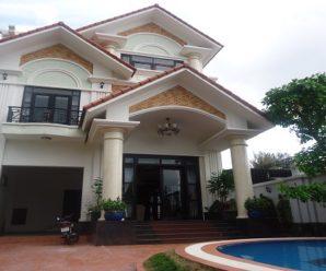Biệt thự đường Nguyễn Duy Hiệu, thảo Điền, quận 2