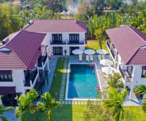 Thanh pool villa, Hôi An