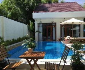 RIVERSIDE POOL VILLA 2,  HỘI AN