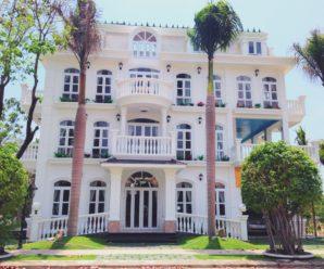 White Villa – Villa 7 phòng ngủ sang trọng tại Nha Trang