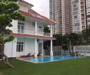 Cho thuê biệt thự Nguyễn Văn Hưởng, quận 2