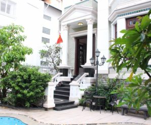 Biệt thự Nguyễn Văn Hưởng, Thảo Điền, quận 2