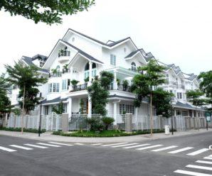 Biệt thự cho thuê Bình Thạnh, khu villa SaiGon Pearl