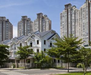 Biệt thự Saigon Pearl 265m2 cho thuê